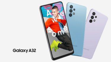 В России стартовали продажи смартфона Samsung Galaxy A32