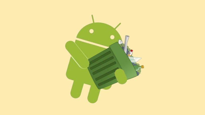 Как очистить кэш на устройстве Android