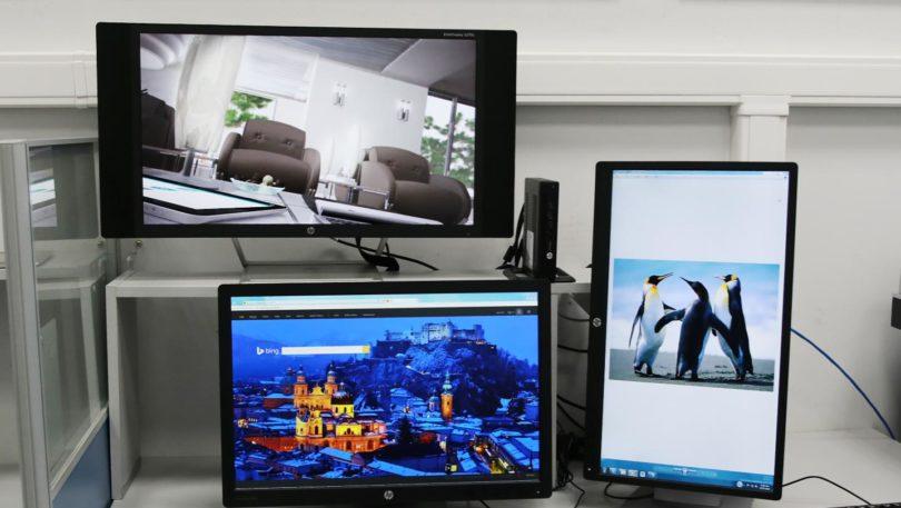 Виды мониторов для компьютера