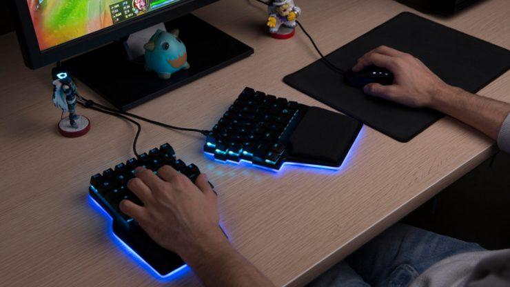 "Dygma Raise - The world's most advanced gaming keyboard by Luis ""Deilor"" Sevilla — Kickstarter"