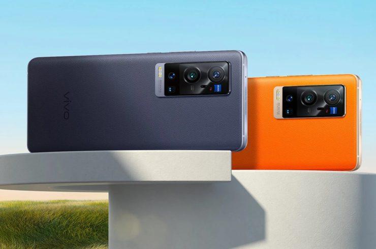 Vivo X60 Pro+: камерофон с чипом Snapdragon 888, 120 Гц дисплеем и оптикой Zeiss за $775 | gagadget.com