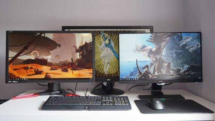 Gaming monitor panel types explained: TN vs IPS vs VA | Rock Paper Shotgun