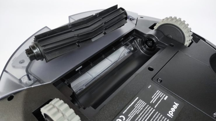 робот-пылесос K650