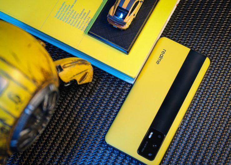 ⚡Смартфон Realme GT представлен официально | Смартфоны | Дайджест новостей | Клуб DNS