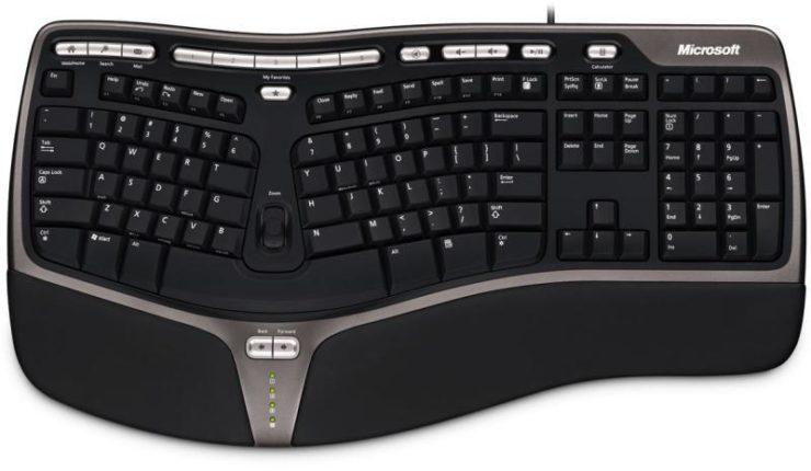 Microsoft Natural Ergonomic 4000 (B2M) vásárlás, olcsó Microsoft Natural Ergonomic 4000 (B2M) árak, Microsoft Billentyűzet akciók