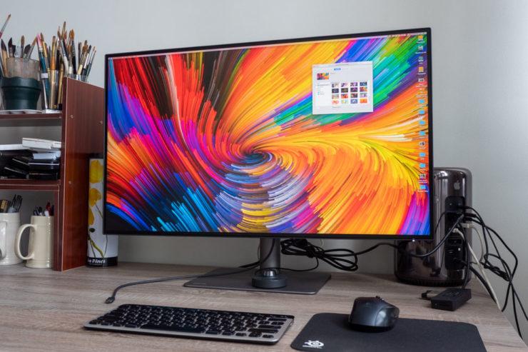 Review: BenQ PD3220U DesignVue Monitor (4K HDR IPS) | Parka Blogs