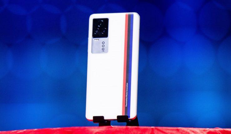 Смартфон vivo iQOO 7 получит чувствительный к силе нажатия сенсор экрана | Обзоры процессоров, видеокарт, материнских плат на ModLabs.net
