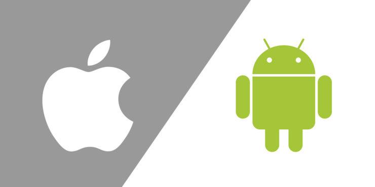 Объективное сравнение IOS и Android в 2019 году