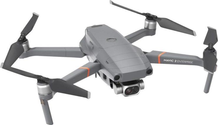 DJI Enterprise Mavic 2 Enterprise Universal Edition Dual Ipari drón RtF Profi, Kamerás repülés és hőkép ár, eladó | Conrad Electronic