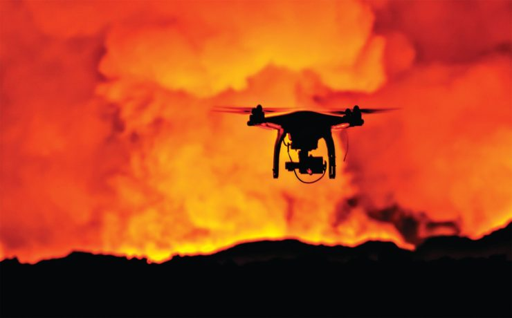 Dedrone & Verizon: Insights on Drone Airspace Security during Catastrophes