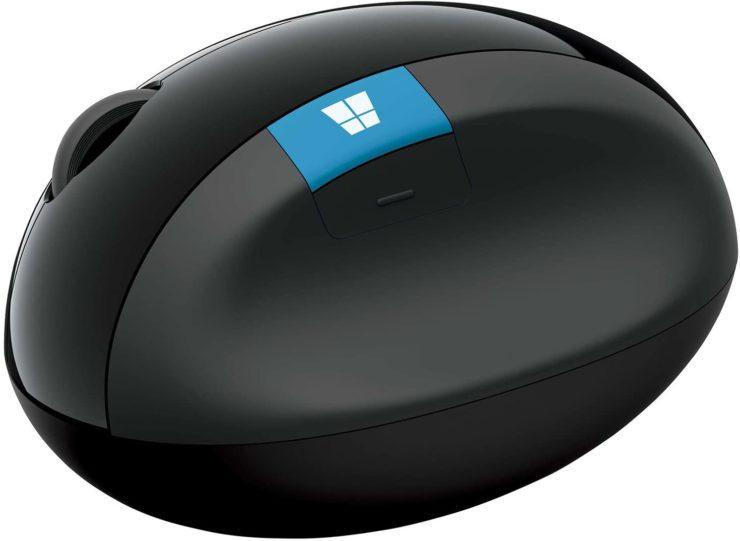 Microsoft Sculpt Ergonomic Mouse: Amazon.co.uk: Computers & Accessories