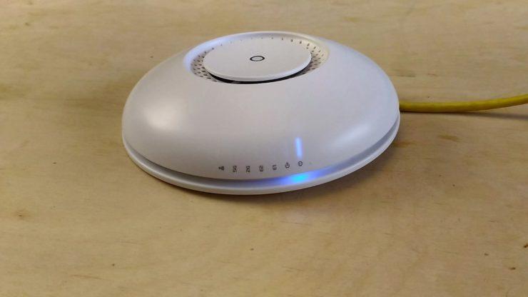 Обзор от покупателя на Wi-Fi точка доступа MIKROTIK RBCAPGI-5ACD2ND — интернет-магазин ОНЛАЙН ТРЕЙД.РУ