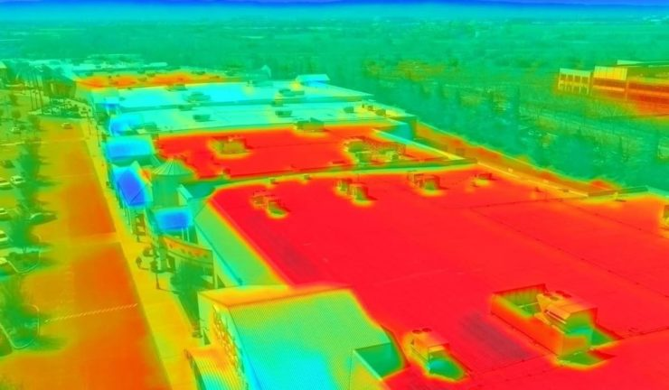 What's the Best Drone for Thermal Applications? A Comparison of the Anafi Thermal, Mavic 2 Enterprise Dual, and Zenmuse XT
