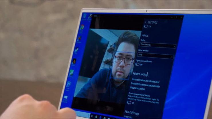 xps 13 webcam
