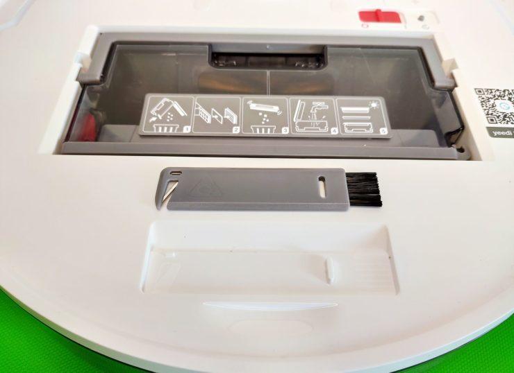 Обзор робота-пылесоса Yeedi 2 Hybrid
