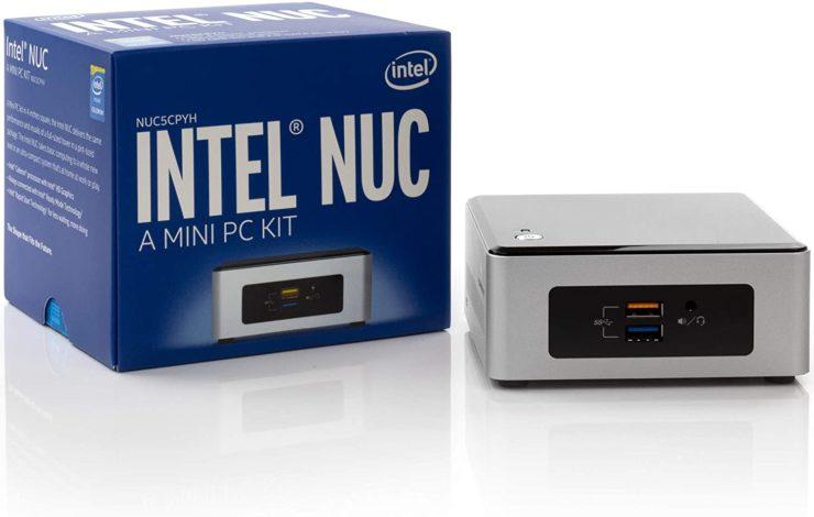 Мини-ПК Intel