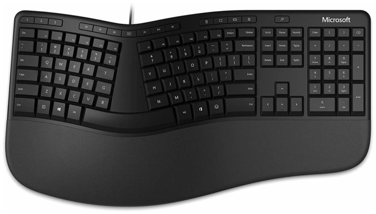 Microsoft клавиатуры