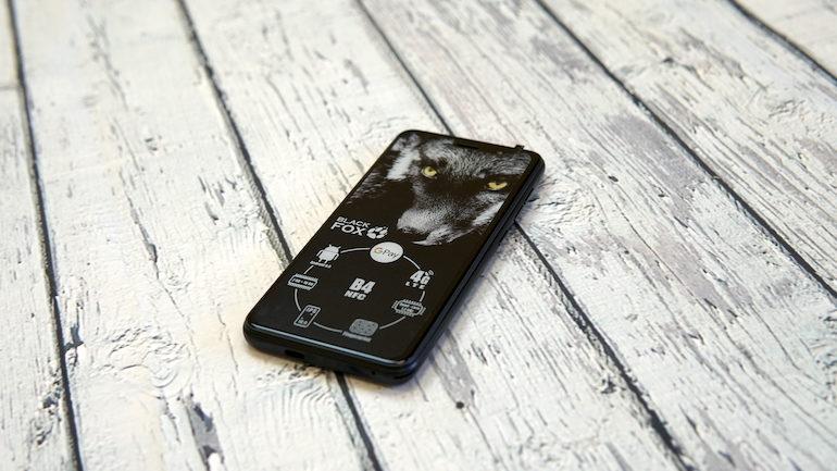 Лучшие смартфоны Black Fox