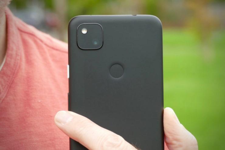 Обзор Google Pixel 4a: потрясающая камера - China-Phone.Info