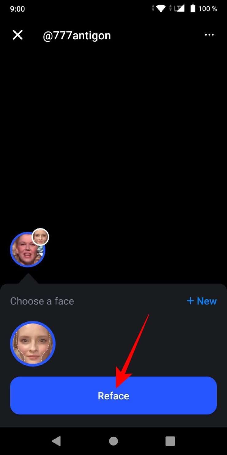 Как сделать поющее фото на Android