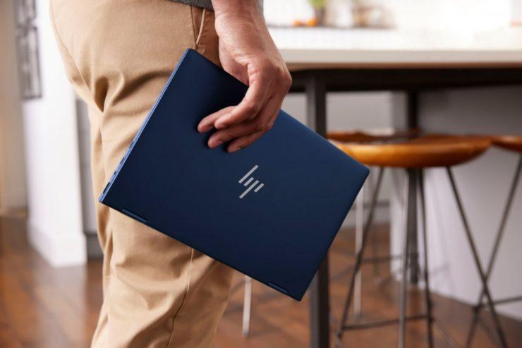 HP представила новые ноутбуки серии Elite Dragonfly и не только - Rozetked.me