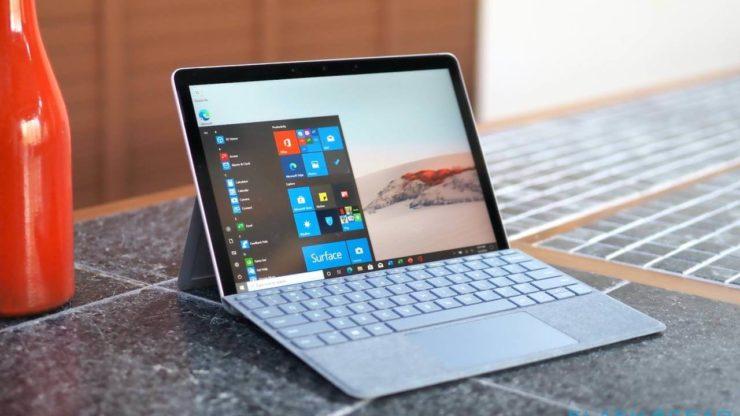 Microsoft представила планшет Surface Go 2 по цене $399