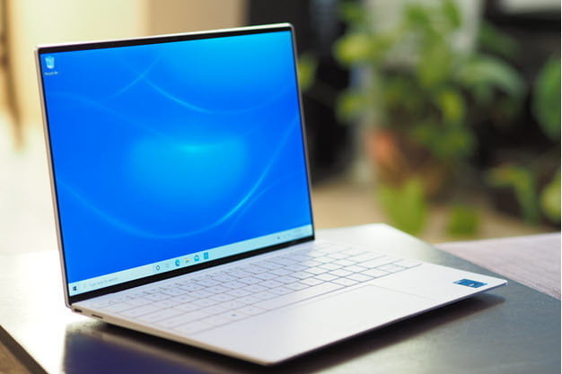 The Dell XPS 13 9310.