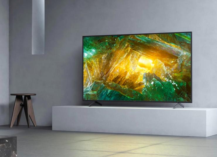 Новейшие 4K HDR телевизоры Sony линейки 2020 года на базе Android TV уже в России