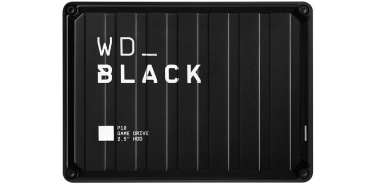 wd black 2tb p10 portable external hdd