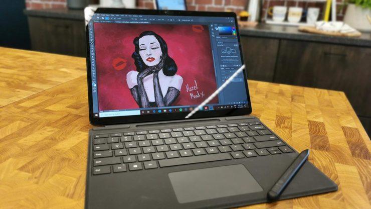 Обзор Surface Pro X: практический опыт работы с первым настоящим конкурентом Microsoft iPad iPad - Обзор