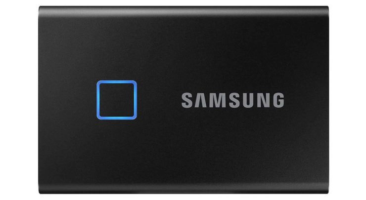 samsung t7 touch portable 1tb ssd