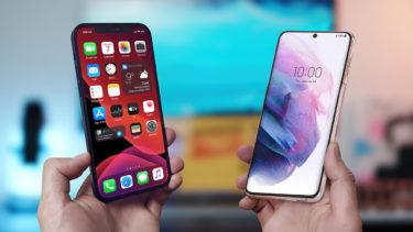 Что лучше: iPhone или Samsung?