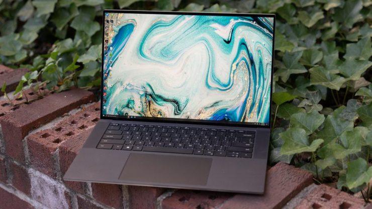 Обзор ноутбука Dell XPS 15 9500 • Kickprice