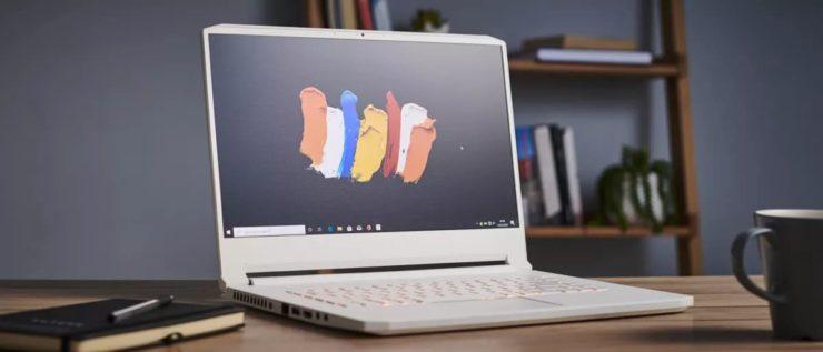 Обзор Acer ConceptD 7 - HowTablet