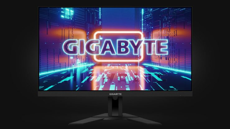Игровой монитор GIGABYTE M28U – Купить в Москве в магазине комплектующих для игровых ПК HYPERPC