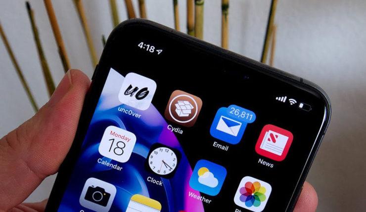 Как установить Jailbreak на устройства с iOS 12
