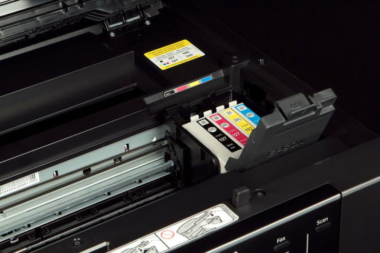 EPSON WF 7520 Printer ink cartridges
