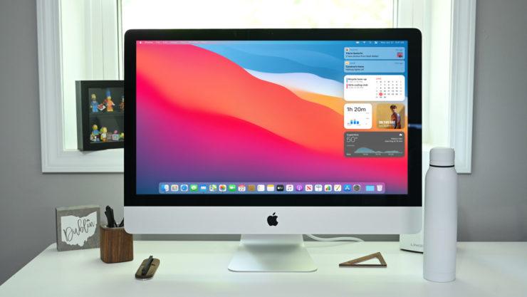 Apple iMac 2020: 5K-экран, 1080p web-камера и качественный звук   Mediasat