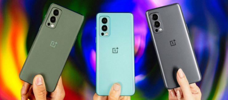 Dimensity 1200 AI, AMOLED, 90Гц, Sony IMX766 и NFC: смартфон OnePlus Nord 2 поступил в продажу