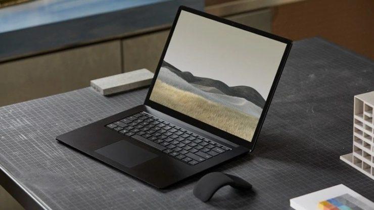 Microsoft Surface Laptop 3 15 i7-1065G7 - Notebookcheck-ru.com