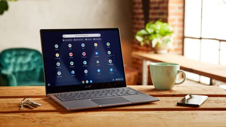 Chrome OS Features - Google Chromebooks