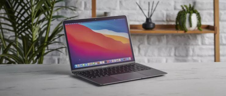 Обзор Apple MacBook Air M1 (2020) - HowTablet