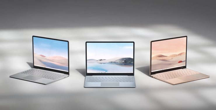 Microsoft's Surface Laptop Go is a Chromebook killer for just $549 | DevsDay.ru