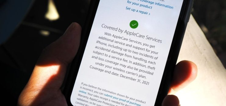 How to Quickly Check if Your iPhone Is Still Covered by Apple's Warranty or AppleCare « iOS & iPhone :: Gadget Hacks