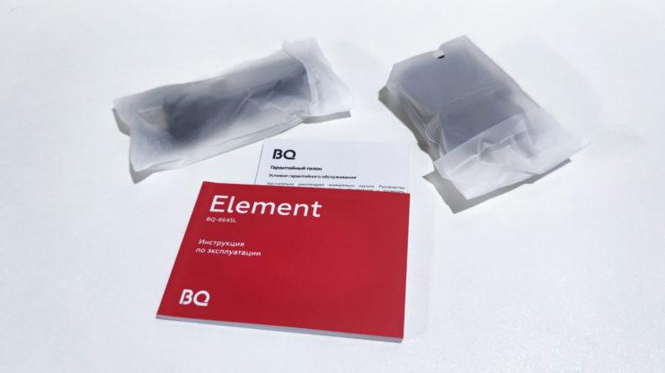 BQ 6645L Element