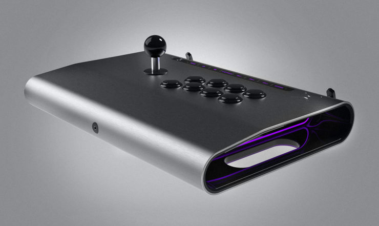 Victrix Pro FS arcade fightstick review | PC Gamer