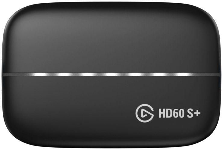 Elgato Game Capture HD60 S+ черный