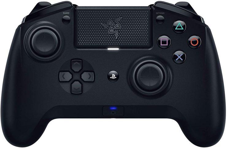 Геймпад Razer Raiju Tournament Edition, Black, беспроводной (RZ06-02610400-R3G1) – купить в интернет-магазине Microtron