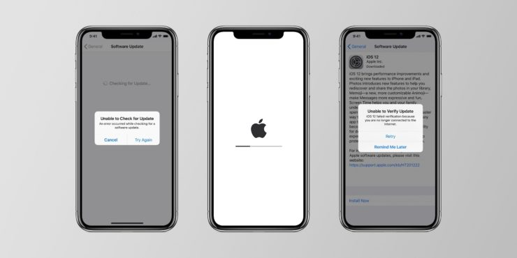 Did your iOS update fail? Here's how to troubleshoot - 9to5Mac