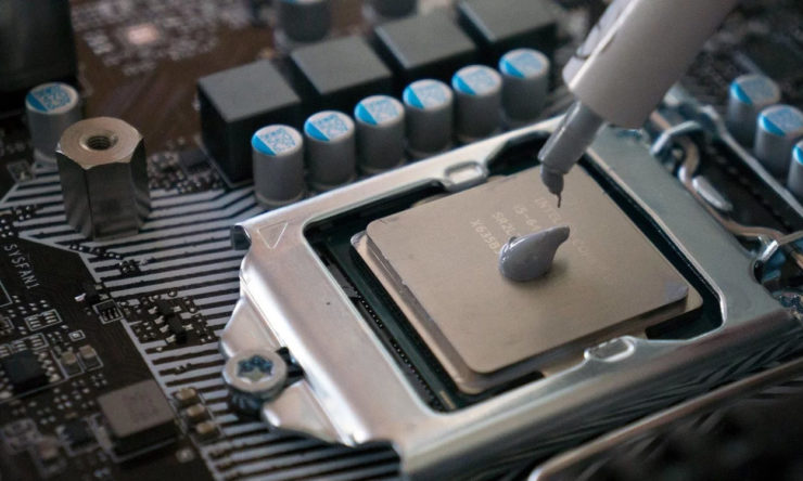 What is the Function of Thermal Paste on the Processor? - Matob news